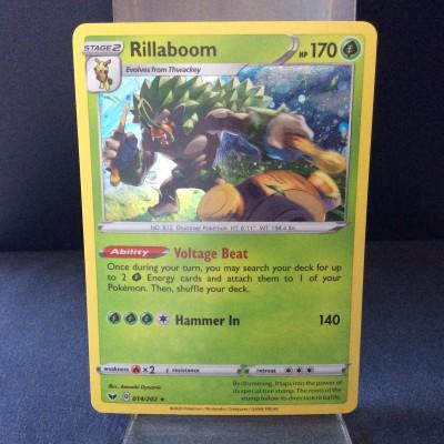 Rillaboom