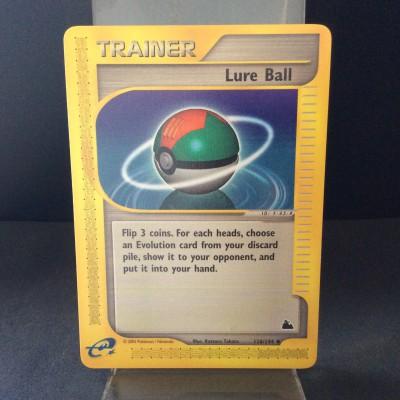 Lure Ball