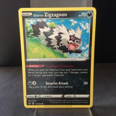 Galarian Zigzagoon