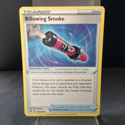 Billowing Smoke