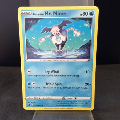 Galarian Mr. Mime