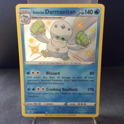 Galarian Darmanitan