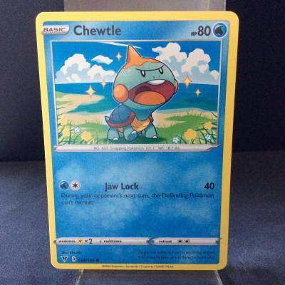Chewtle