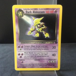 Dark Alakazam