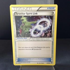 Tyranitar Spirit Link