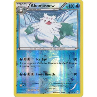 Abomasnow