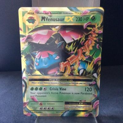 M Venusaur EX
