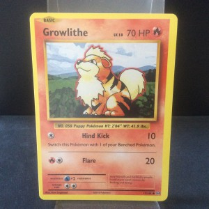 Growlithe