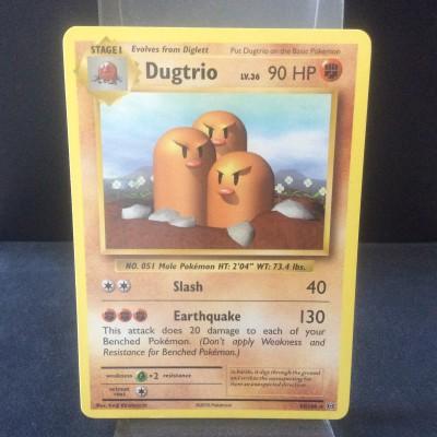 Dugtrio
