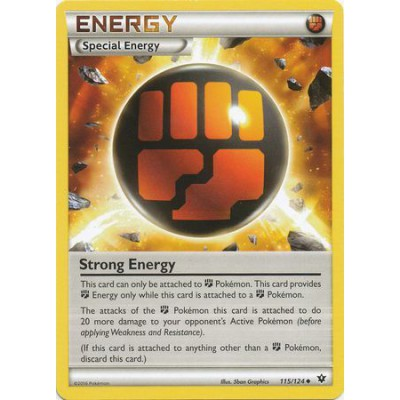 Strong Energy