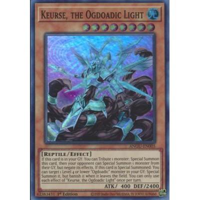Keurse, the Ogdoadic Light