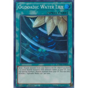 Ogdoadic Water Lily