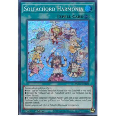 Solfachord Harmonia