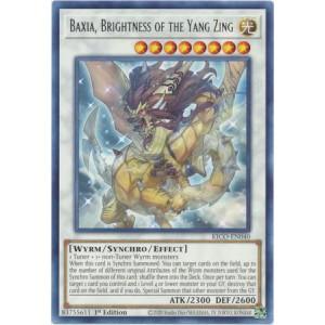 Baxia, Brightness of the Yang Zing