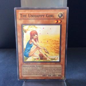 The Unhappy Girl