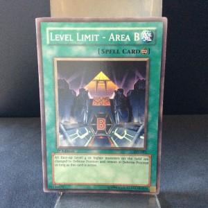 Level Limit - Area B