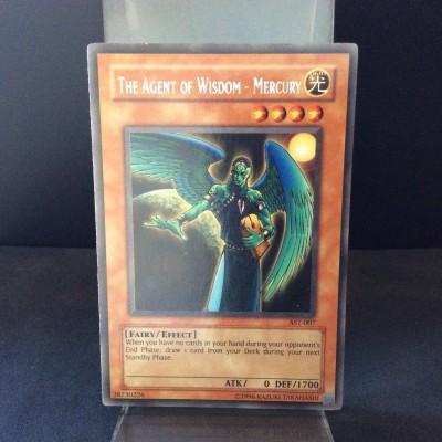 The Agent of Wisdom - Mercury