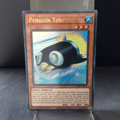 Penguin Torpedo