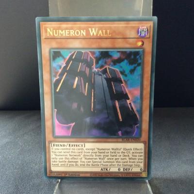 Numeron Wall