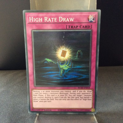 High Rate Draw