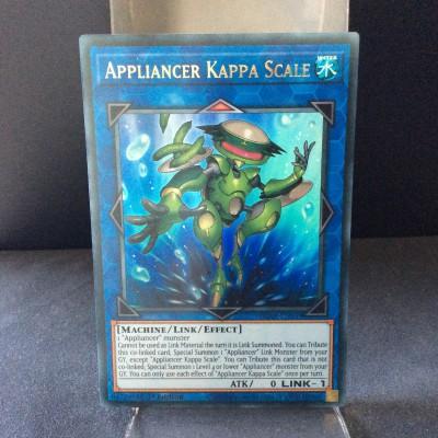 Appliancer Kappa Scale
