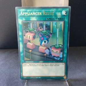 Appliancer Reuse