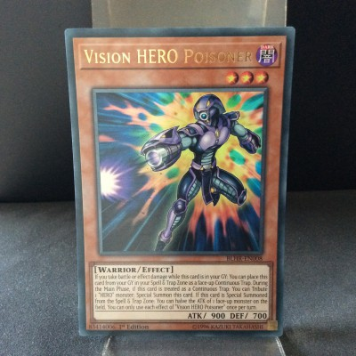 Vision HERO Poisoner