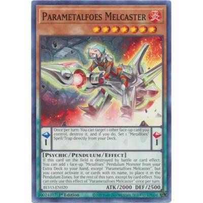 Parametalfoes Melcaster