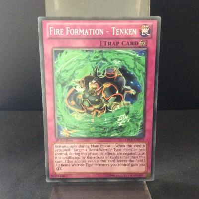 Fire Formation - Tenken