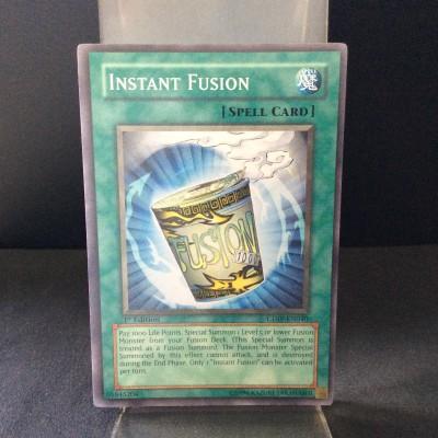 Instant Fusion