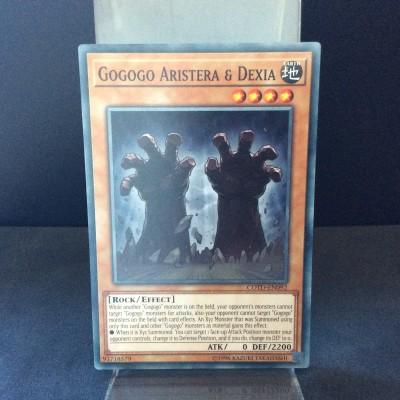 Gogogo Aristera & Dexia