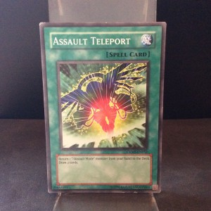 Assault Teleport