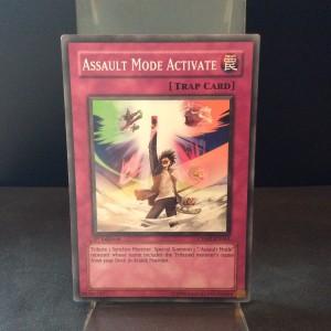 Assault Mode Activate