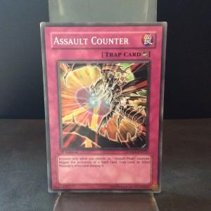 Assault Counter