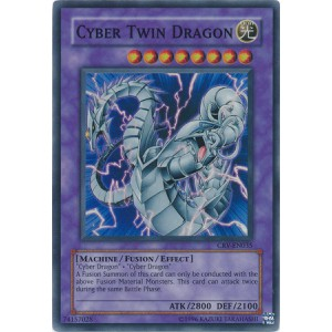 Cyber Twin Dragon