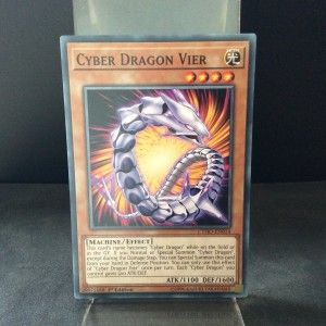 Cyber Dragon Vier