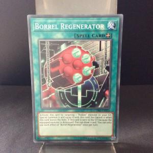 Borrel Regenerator