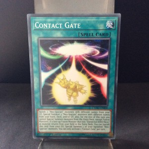 Contact Gate