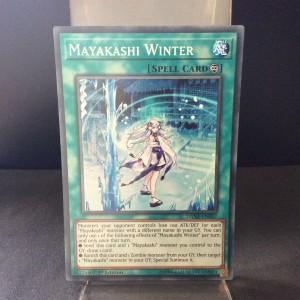 Mayakashi Winter