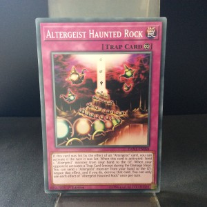 Altergeist Haunted Rock