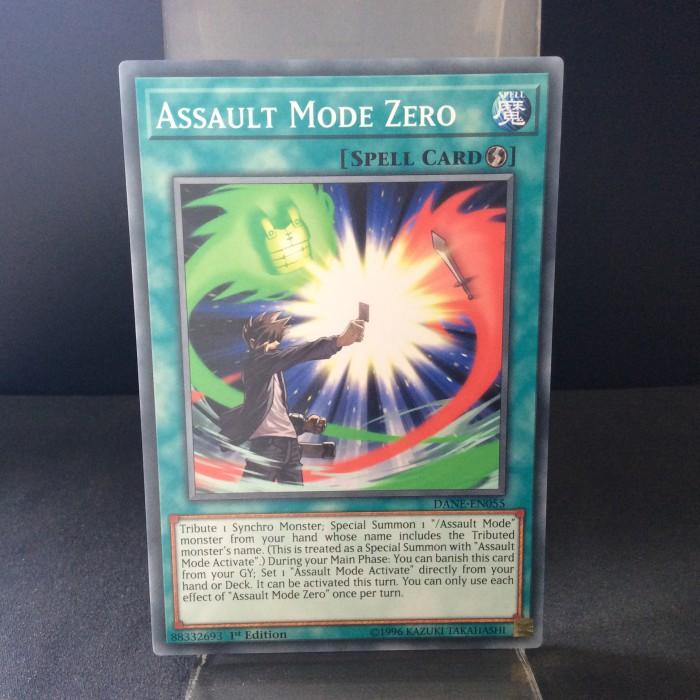 Assault Mode Zero