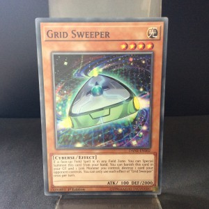 Grid Sweeper