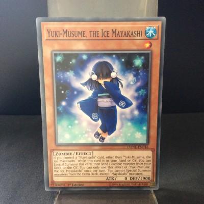 Yuki-Musume, The Ice Mayakashi