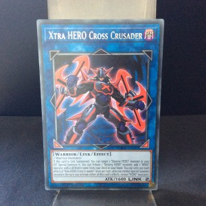 Xtra HERO Cross Crusader