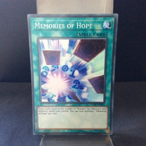 Memories of Hope