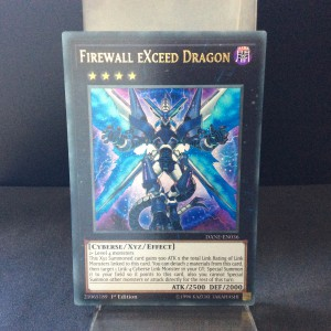 Firewall eXceed Dragon