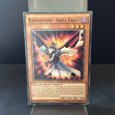 Raidraptor - Skull Eagle