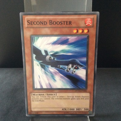 Second Booster