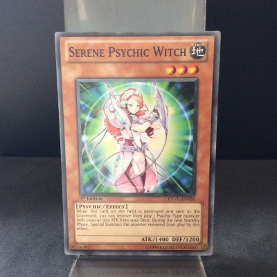 Serene Psychic Witch