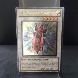 T.G. Wonder Magician